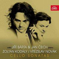 Kodály & Novák: Sonáty pro violoncello a klavír