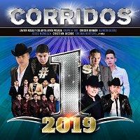 Přední strana obalu CD Corridos #1's 2019