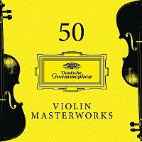 Různí interpreti – 50 Violin Masterworks