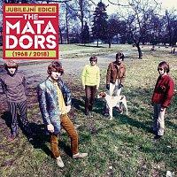 Přední strana obalu CD The Matadors Jubilejní edice (1968/2018)