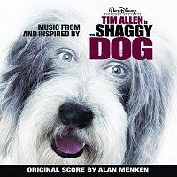 Přední strana obalu CD The Shaggy Dog
