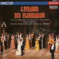 Erich Binder, Johann Strauss II, Vienna Volksoper Orchestra – Johann Strauss: Die Fledermaus