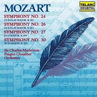 Sir Charles Mackerras, Prague Chamber Orchestra – Mozart: Symphonies Nos. 24, 26, 27 & 30