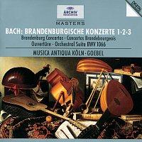Musica Antiqua Koln, Reinhard Goebel – Bach, J.S.: Brandenburg Concertos Nos.1, 2 & 3