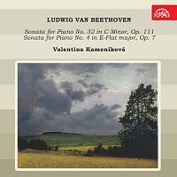 Valentina Kameníková – Beethoven: Sonáty pro klavír