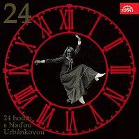 Přední strana obalu CD 24 hodin s Naďou Urbánkovou + bonusy