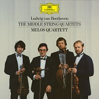 Melos Quartet – Beethoven: The Middle String Quartets