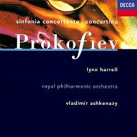 Přední strana obalu CD Prokofiev: Sinfonia Concertante; Cello Concertino