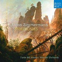 L'arte del mondo, Anton Zimmermann, Werner Ehrhardt – Anton Zimmermann: Symphonies