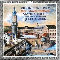Stanley Ritchie, The Bach Ensemble, Joshua Rifkin – Vivaldi, Telemann, Ernst & Bach, J.S.: Violin Concertos