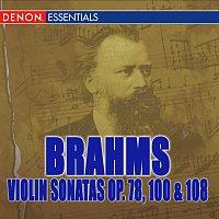 Various – Brahms: Violin Sonatas Nos. 1, 2, 3