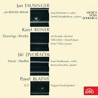 Různí interpreti – Tausinger:...au dernier amour, Reiner: Kresby, Dvořáček: Hudba, Blatný: 2:3