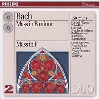 Chor des Bayerischen Rundfunks, Symphonieorchester des Bayerischen Rundfunks – Bach, J.S.: Mass in B minor/Missa Brevis in F [2 CDs]