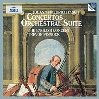 The English Concert, Trevor Pinnock – Fasch: Concerto A8 In D Major FWV L:D1; Concerto In C Minor FWV L:C2; Orchestral Suite In G Minor FWV K:G2; Concerto In B Flat Major FWV L:B1; Concerto In D major FWV L:D14