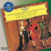 Amadeus Quartet, Cecil Aronowitz – Mozart: The String Quintets