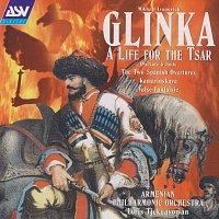 Armenian Philharmonic Orchestra, Loris Tjeknavorian – Glinka: A Life For The Tsar - suite; 2 Spanish Overtures