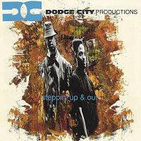 Přední strana obalu CD Steppin' Up And Out