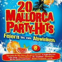 Různí interpreti – 20 Mallorca Party-Hits - Feiern bis zum Abwinken Folge 1 - B