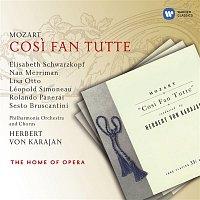 Elisabeth Schwarzkopf, Léopold Simoneau, Philharmonia Orchestra, Herbert von Karajan – Mozart: Cosi fan tutte