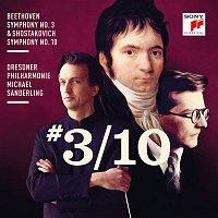 Michael Sanderling, Dresdner Philharmonie, Dmitri Shostakovich – Beethoven: Symphony No. 3 & Shostakovich: Symphony No. 10