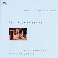 Přední strana obalu CD Vivaldi / Mancini / Barbella: Flute Concertos