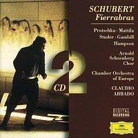 Přední strana obalu CD Schubert: Fierrabras