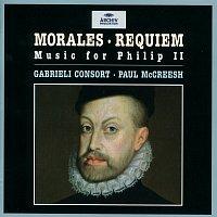 Gabrieli Consort, Paul McCreesh – Morales: Requiem - Music for Philip II – CD