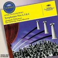 "Leningrad Philharmonic Orchestra, Kurt Sanderling, Yevgeny Mravinsky – Tchaikovsky: Symphonies Nos.4, 5 & 6 ""Pathétique"""