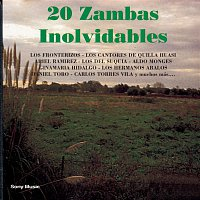 Various  Artists – 20 Zambas Inolvidables