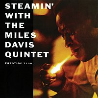 Přední strana obalu CD Steamin' With The Miles Davis Quintet