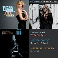 Diana Krall, Madeleine Peyroux, Melody Gardot – Amazon - Jazz Ladies Promotion