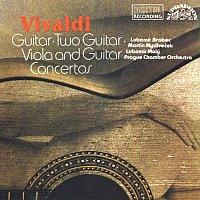 Lubomír Brabec, Martin Mysliveček, Lubomír Malý, Pražský komorní orchestr – Vivaldi: Koncerty pro kytaru, smyčce...