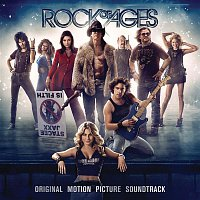 Alec Baldwin, Russell Brand, Julianne Hough, Diego Boneta, Bobby Dall, Dave Lee Roth, David Lee Roth, Kelly Keagy, Bret Michaels, Brett Tuggle, Bruce Johannesson, Rikki Rocket – Rock of Ages
