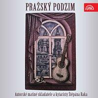 Štěpán Rak, Alfred Strejček – Pražský podzim. Autorské matiné skladatele a kytaristy Štěpána Raka
