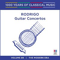 Slava Grigoryan, Leonard Grigoryan, Queensland Symphony Orchestra, Brett Kelly – Rodrigo: Guitar Concertos [1000 Years Of Classical Music, Vol. 89]