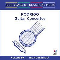 Slava Grigoryan, Leonard Grigoryan, Queensland Symphony Orchestra, Brett Kelly – Rodrigo: Guitar Concertos [1000 Years Of Classical Music, Vol. 89]