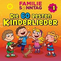 Familie Sonntag – Die 60 besten Kinderlieder, Vol. 1