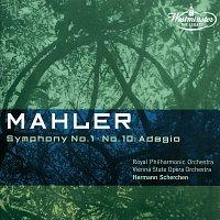 Royal Philharmonic Orchestra, Wiener Staatsopernorchester, Hermann Scherchen – Mahler: Symphony Nos.1 & 10: Adagio