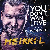 Heikki L, Per Gessle – You Don't Want Love