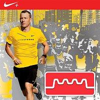 Přední strana obalu CD Lance Armstrong: Run Longer
