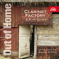 Clarinet Factory, Alan Vitouš, Lenka Dusilová – Out of Home