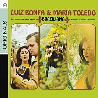 Přední strana obalu CD Braziliana
