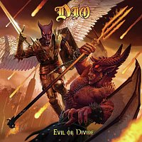 Evil or Divine (Lenticular 3D Art Limited Edition)