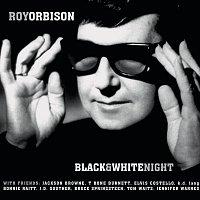 Přední strana obalu CD Black & White Night