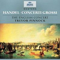 Přední strana obalu CD Handel: Concerto Grossi
