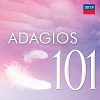 Přední strana obalu CD 101 Adagios