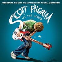 Přední strana obalu CD Scott Pilgrim vs. the World (Original Score Composed by Nigel Godrich) [Original Score Composed by Nigel Godrich]