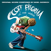 Přední strana obalu CD Scott Pilgrim vs. the World (Original Score Composed by Nigel Godrich) [Original Score Composed by Nigel Godrich]