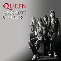 Přední strana obalu CD Absolute Greatest