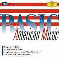 Arthur Fiedler, Pasquale Cardillo, Sir Edward Downes, Gunther Schuller, Kurt Masur – Basic American Music